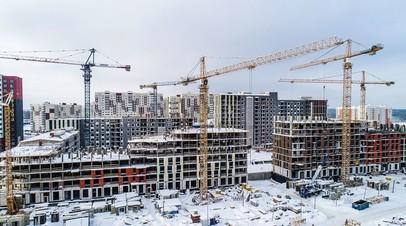 Власти Москвы рассказали о ситуации со строительством жилья в столице