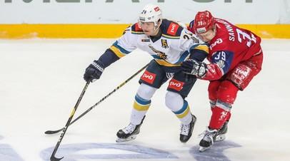 ХК «Сочи» обыграл «Локомотив» в матче плей-офф КХЛ и сократил отставание в серии