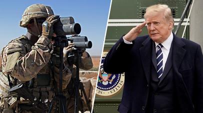 «Разговоры для дилетантов»: что стоит за очередным заявлением Трампа о победе над ИГ в Сирии