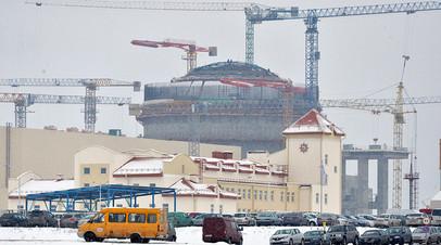«Смысла просто нет»: в Литве хотят предложить Белоруссии переоборудовать почти достроенную АЭС в газовую электростанцию