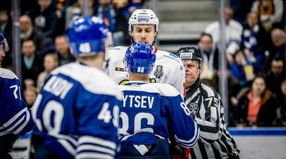 «Йокерит» обыграл «Динамо» и сократил отставание в серии первого раунда плей-офф КХЛ