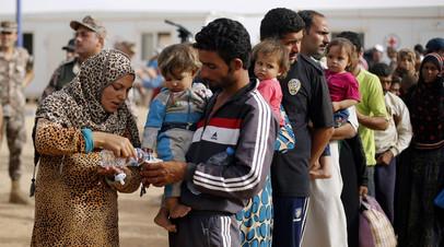 Россия и Сирия призывают США освободить незаконно удерживаемых в «Эр-Рукбане»
