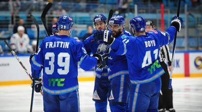 «Барыс» обыгрывает «Торпедо» и возвращает лидерство в серии первого раунда плей-офф КХЛ