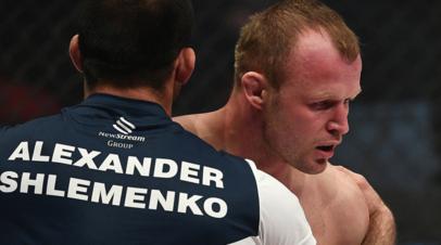 Шлеменко заменит Емельяненко на турнире RCC 6 в Челябинске