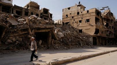 Сирия получила партию гуманитарной помощи от Китая