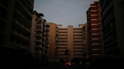 На Кубе назвали терактом инцидент с отключением электричества в Венесуэле