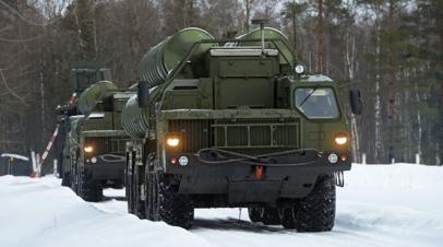 Эрдоган: С-400 никак не связаны с безопасностью НАТО