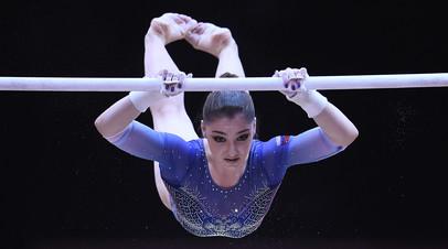 Мустафина не выступит на ЧЕ по спортивной гимнастике