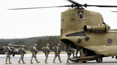 Финансовая база: почему США могут повысить цену за военное присутствие на территории союзников